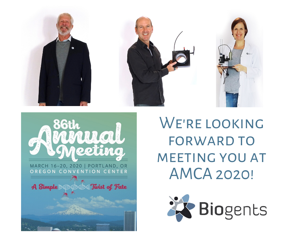 Biogents at AMCA 86th annual meeting