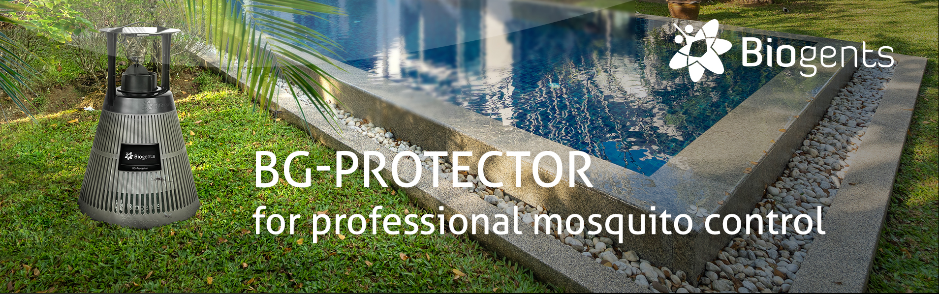 Press Release: Biogents Launches the BG-Protector for Professional Mosquito Control